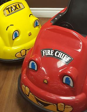 Service de voiturettes pour enfants